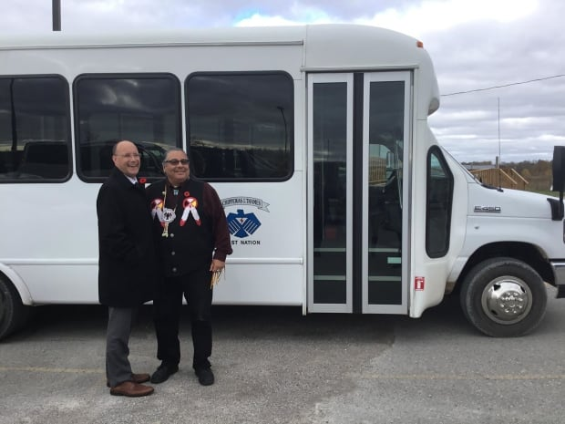 Chippewas bus