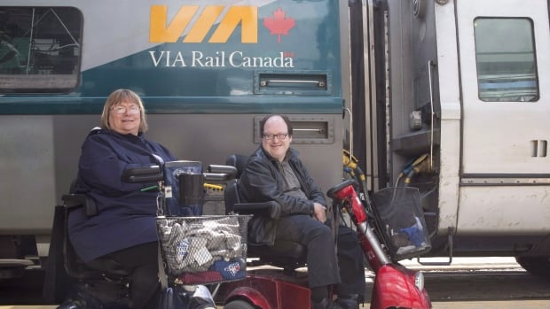 The Canadian Transportation Agency is rejecting Via Rail's efforts to limit access on its trains for passengers using wheelchairs and other mobility aids.
