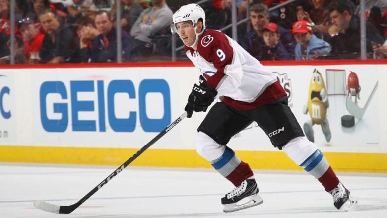 Matt Duchene was traded from the Colorado Avalanche to the Ottawa Senators  on Sunday night. (Bruce Bennett Getty Images) 26788034ba6