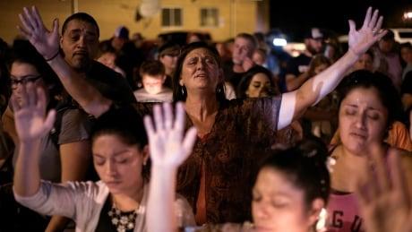 texas church mass shooting