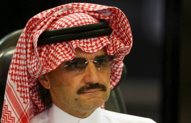 SAUDI-ARRESTS/ALWALEED