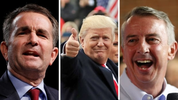 All eyes on Virginia's heated governor's race