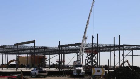 GTEC construction