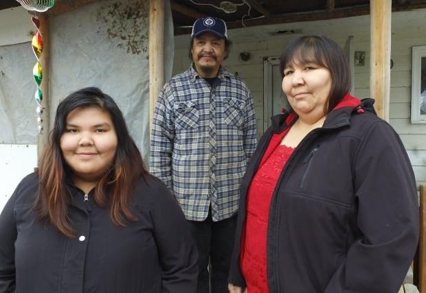 Aysanabee family