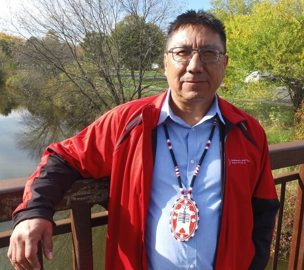 Grand Chief Alvin Fiddler