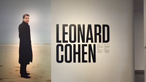 The MAC's Leonard Cohen exhibition is almost three years in the making and features primarily commissioned works which engage with Cohen's legacy.