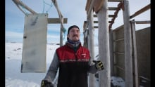 Nick Hanson, Unalakleet Alaska