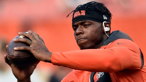 Josh Gordon told GQ magazine that he used drugs or alcohol before every game of his career.