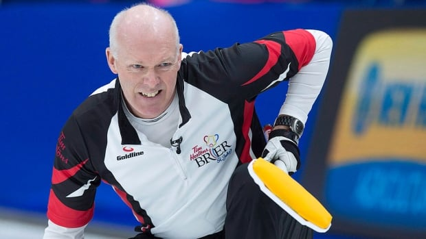 Veteran Canadian skip Glenn Howard will be at the 2018 Winter Olympics. In what capacity remains to be seen.