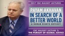 Second Massey Lecture