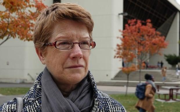 Holly Johnson University of Ottawa associate prof criminologist Nov 6 2017
