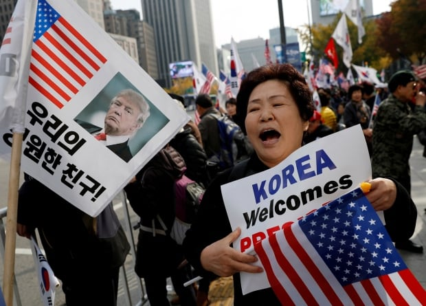 TRUMP-ASIA/SOUTHKOREA