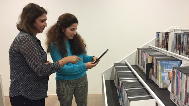 Mitra Mansouri and Leili Abkar, who both moved to Nova Scotia from Iran, bring Iranian films to be screened at Halifax's Carbon Arc Cinema.