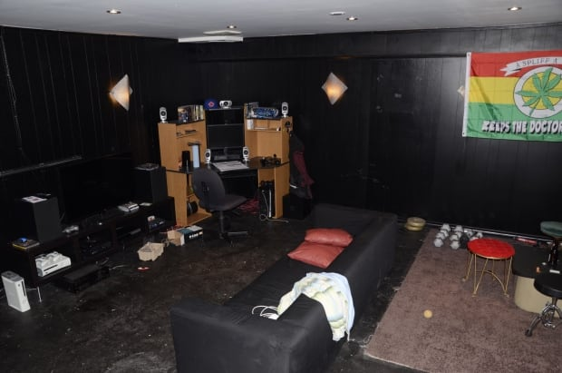 Dellen Millard basement
