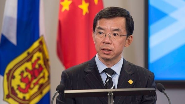 "Lu Shaye, Ambassador of the People's Republic of China to Canada, says a Chinese contruction firm's proposed deal to buy Aecon is a ""very normal business transaction"" that does not require an additional national security review."