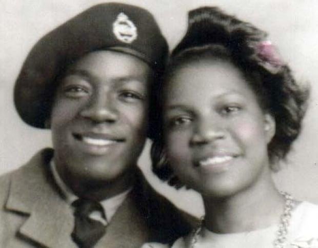 Bob Braithwaite and his wife Rella