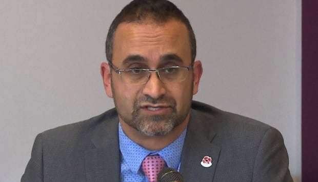 Ihsaan Gardee, executive director of the National Council of Canadian Muslims,