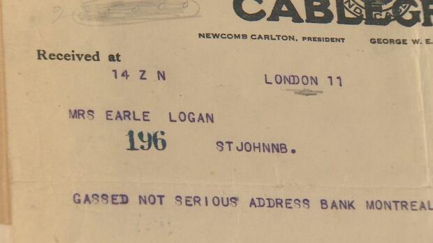 telegram g earle logan