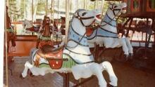 Chippewa Park Carousel original