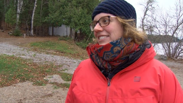 Camp Glenburn manager Pip Nightingale says there will be new docks and an expanded sports field in time for next year's batch of campers.