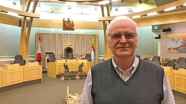 John Quirke, legislative clerk in the Nunavut Legislative Assembly, said incoming MLAs will spend the week learning the ropes.