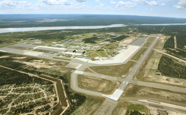 Goose Bay airport