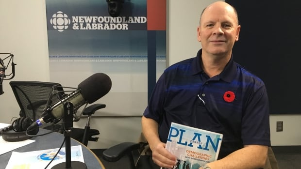 Ken O'Brien is the municipal planner with the City of St. John's. He spoke with the St. John's Morning show on World Town Planning Day about the future of the city.
