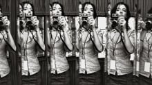 Mary McCartney self portrait