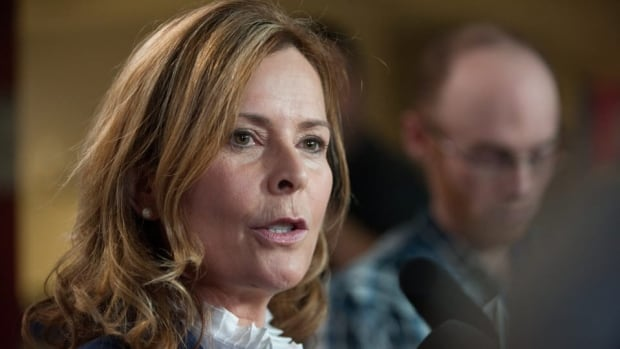 Anne Guérette will be leaving municipal politics, after her party suffered a major defeat on Nov. 5 election.