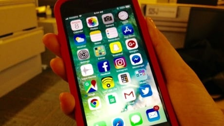 iphone screen apps