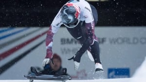 Watch World Cup bobsleigh & skeleton from Whistler