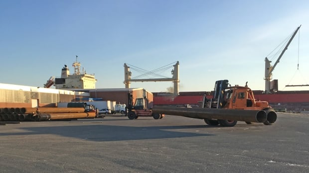 Thunder Bay Port officials say they are 11 percent ahead of the five year average of 6 million tonnes year-to-date.