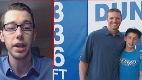 Roy Halladay fan who met him through Make-A-Wish recalls '3 of the best days of my life'