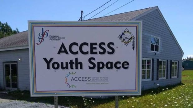 The Access Open Minds Youth Centre in Eskasoni First Nation, N.S., will offer both mental health and recreational services.