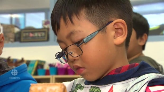 About 23 per cent of children have a vision problem, such as blurred vision or eye strain, that can affect learning, according to the New Brunswick Association of Optometrists.