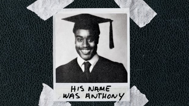 Anthony Griffin, pictured here in his yearbook photo, was fatally shot by a Montreal police officer 30 years ago. His death marked a turning point in relations between the city and its police service.