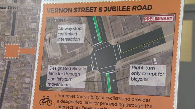 cycling routes vernon jubilee