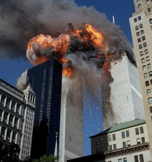 SEPT 11 2001 NYC