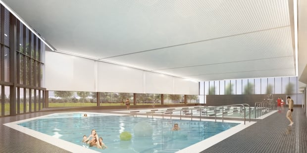 East Community Centre pool