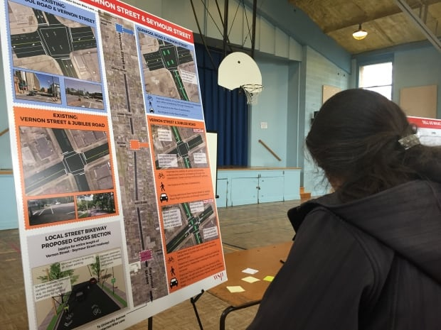 bike corridor meeting
