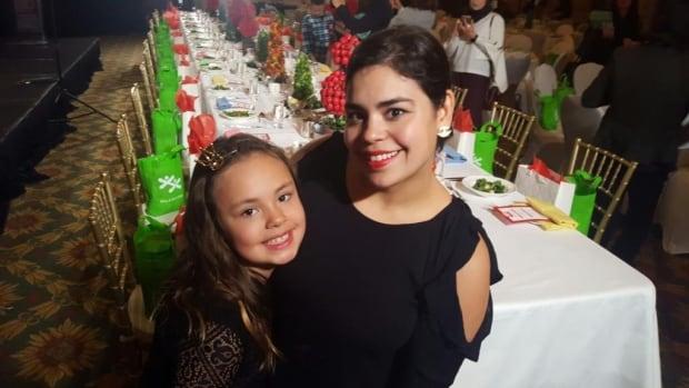 Jazmine and Parniga Akeeagok