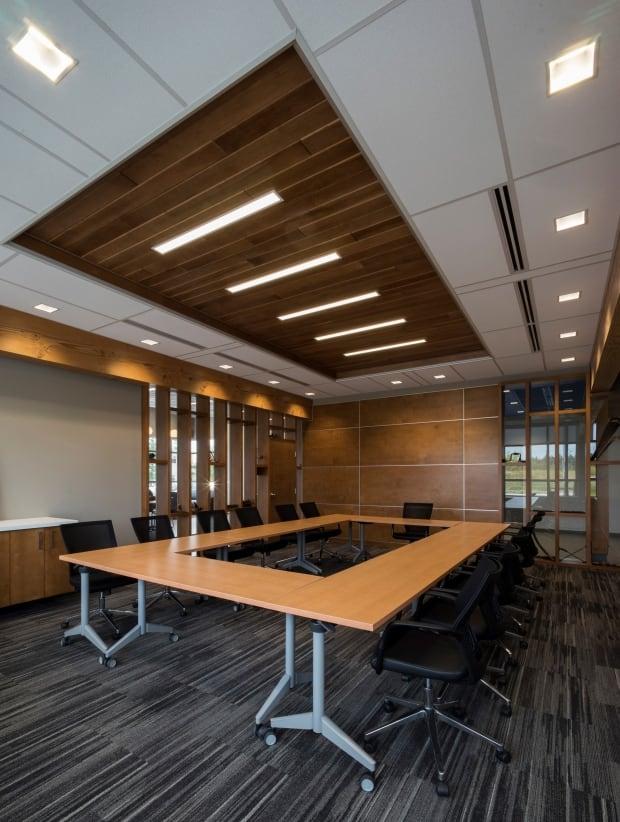 Carpenters Centre board room