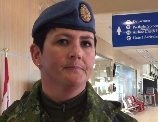 Maj. Sonya Scanlon-Simms