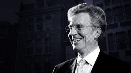 Richard Hay, Stikeman Elliott partner (London) and counsel to the IFC Forum