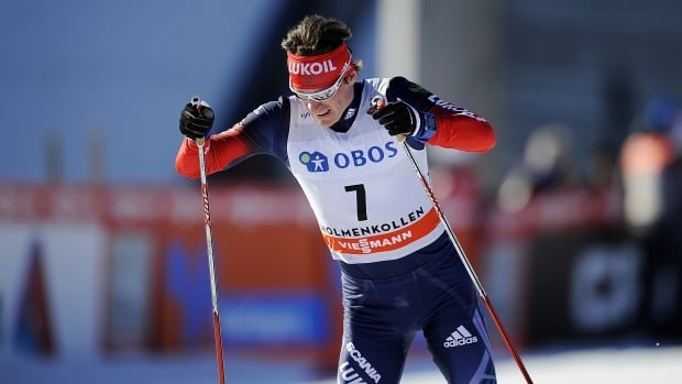 Maxim Vylegzhanin, who earned three silver medals, is among six Russian cross-country skiers disqualified from the Sochi Olympics for doping violations.