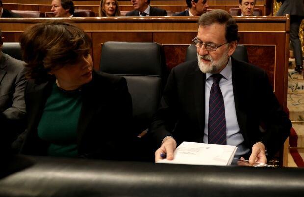 SPAIN-POLITICS/CATALONIA-RAJOY