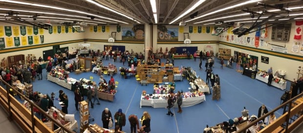 TOSH annual Christmas craft fair