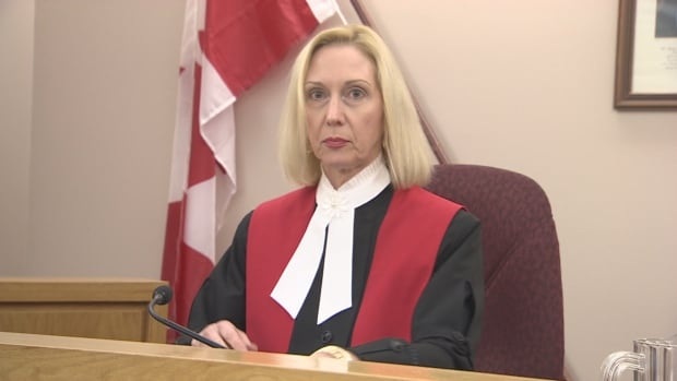 Chief Provincial Court Judge Pamela Goulding