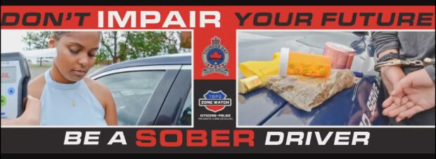 Don't Impair Your Future Thunder Bay police