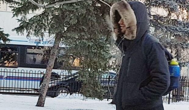 Cold Winnipeg